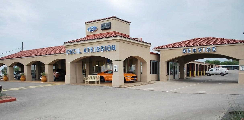 Cecil Atkission Motors >> Ford Dealer In Del Rio Tx Used Cars Del Rio Cecil